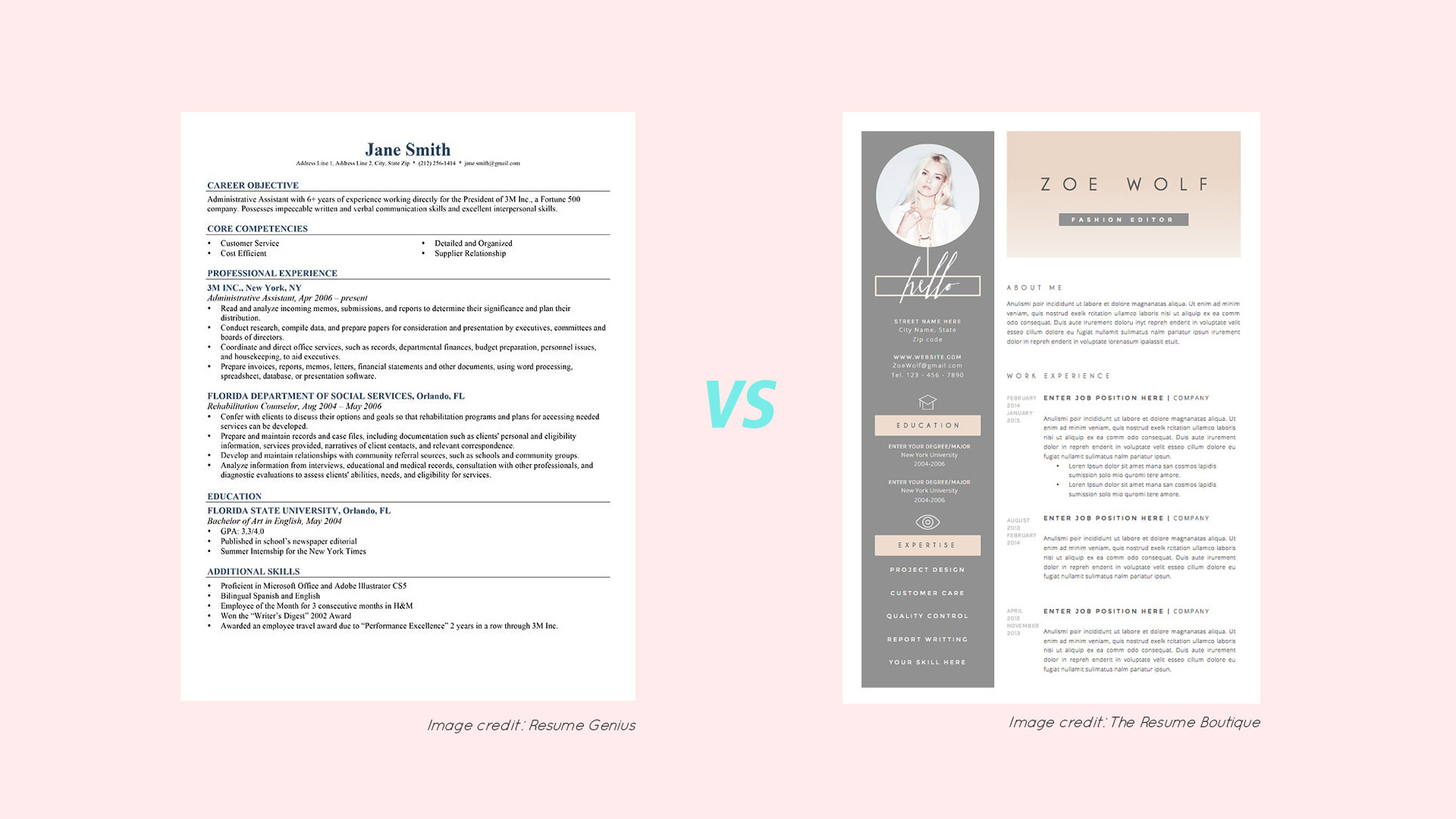 Step By Step Writing Your First Resume How To Adult